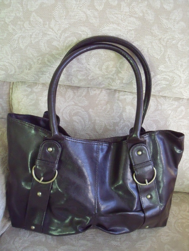 37.  Dark Brown Handbag by Avon Bag_1_10