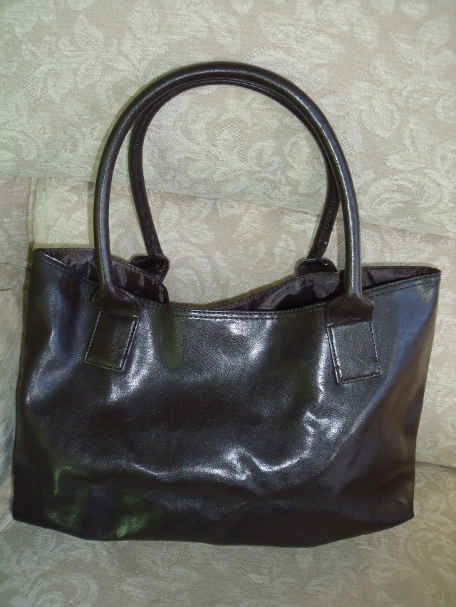 37.  Dark Brown Handbag by Avon Bag_2_10