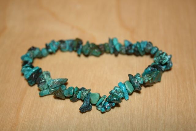 132. **New Listing - Genuine Turquoise Bracelet ** - number 2 Img_4412