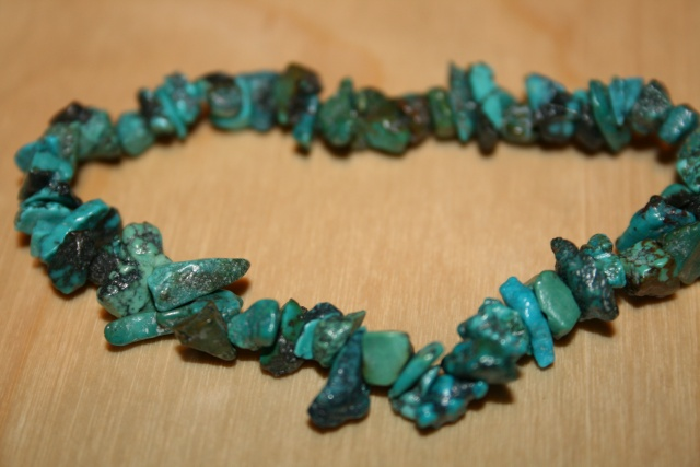 132. **New Listing - Genuine Turquoise Bracelet ** - number 2 Img_4413