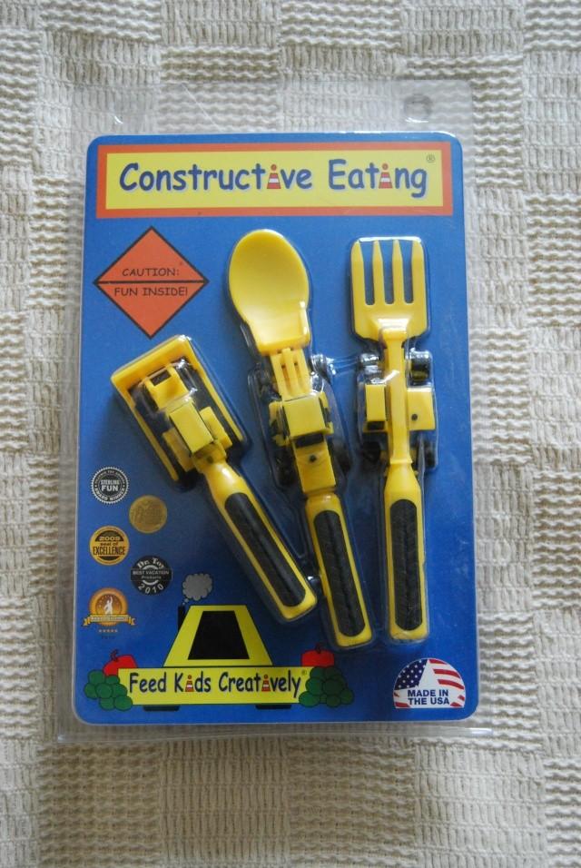 61.  Child's Cutlery Set Novemb13