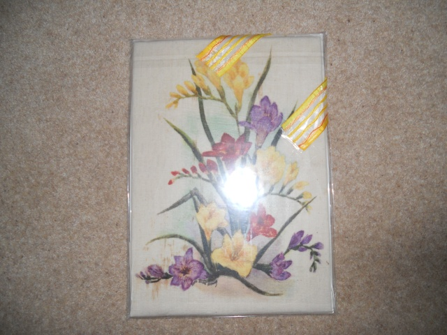 82.  Gift Set Created from Original Watercolour Paintings - number two Novemb35