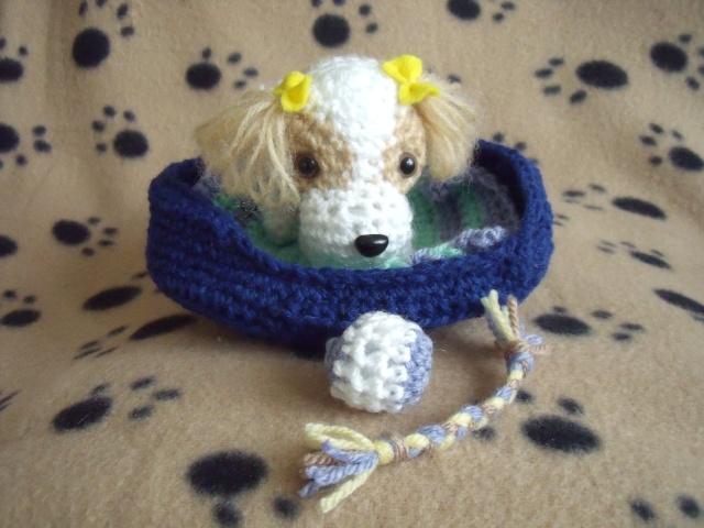 38.  Handmade Crochet Shih Tzu Shih_t10
