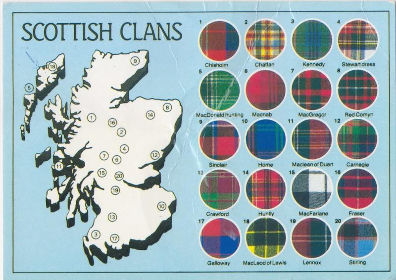 OBJETS CELTIQUES, gaéliques, écossais ... Sco10