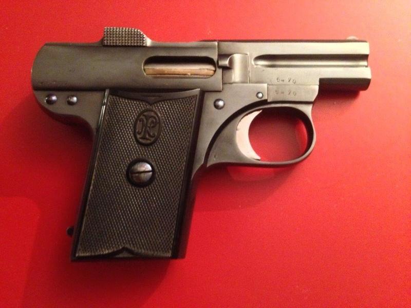 Pistolet FN 1899 Img_0711