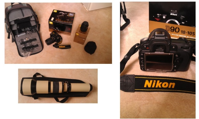 Appareil photo reflex numérique NIKKON D90 D90_fa10