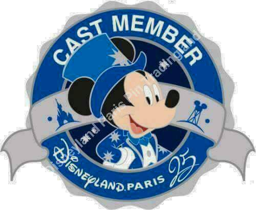 Le Pin Trading à Disneyland Paris - Page 4 17309710