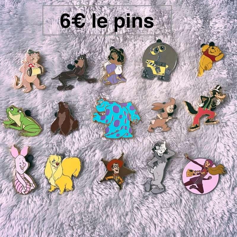 [Vente - Recherche] pin's disney / pin trading  (TOPIC UNIQUE) - Page 15 Img_5534