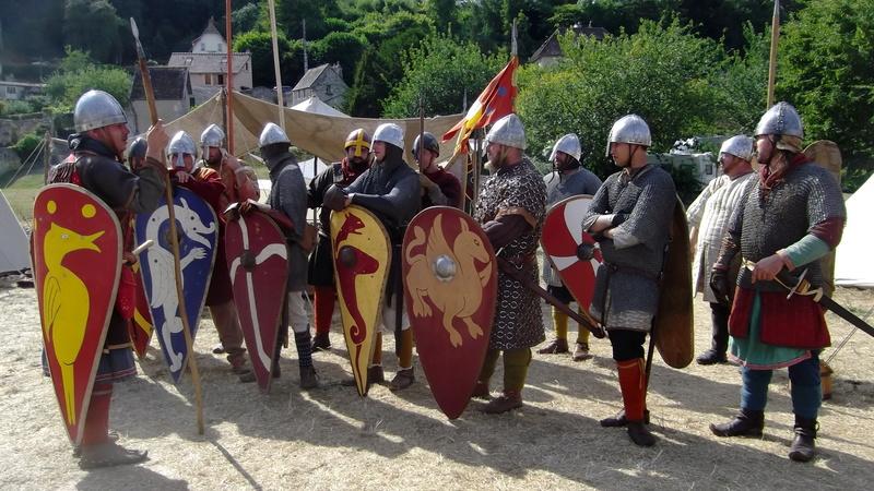Chateau de Guillaume le Conquérant Falaise Août 2016 Dscf7019