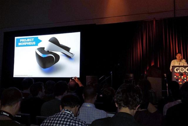 Le point sur les casques de réalité virtuelle ou augmentée - Page 3 Sony-p10