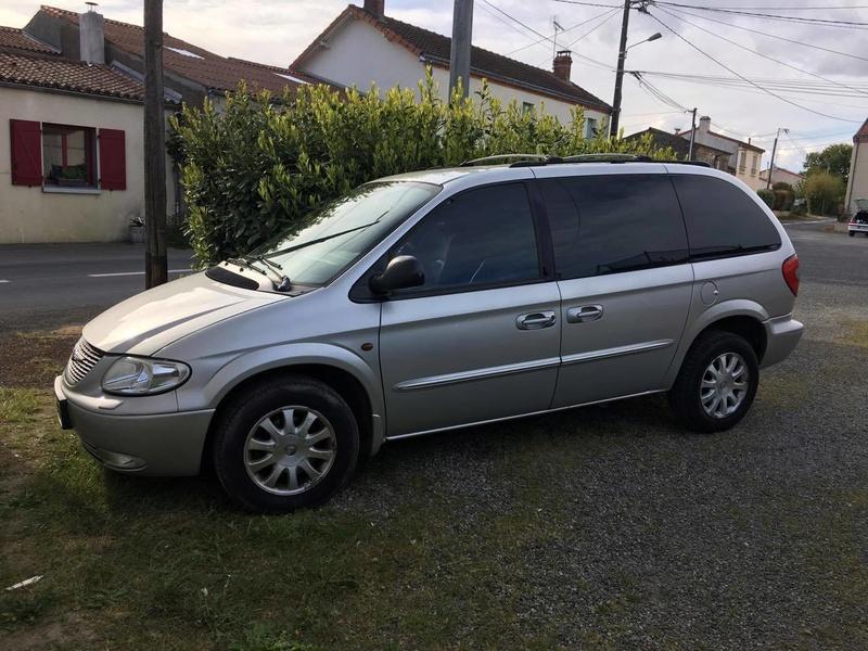 Mon Chrysler voyager S4 LX  18175213
