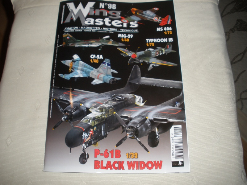 Wingmasters n°98 Janvier/Février 2014 P1010211