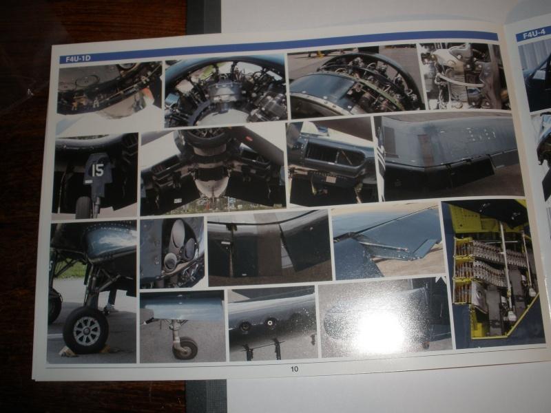 Vought F-4U-1 Corsair Tamiya au 1/32 P1160311