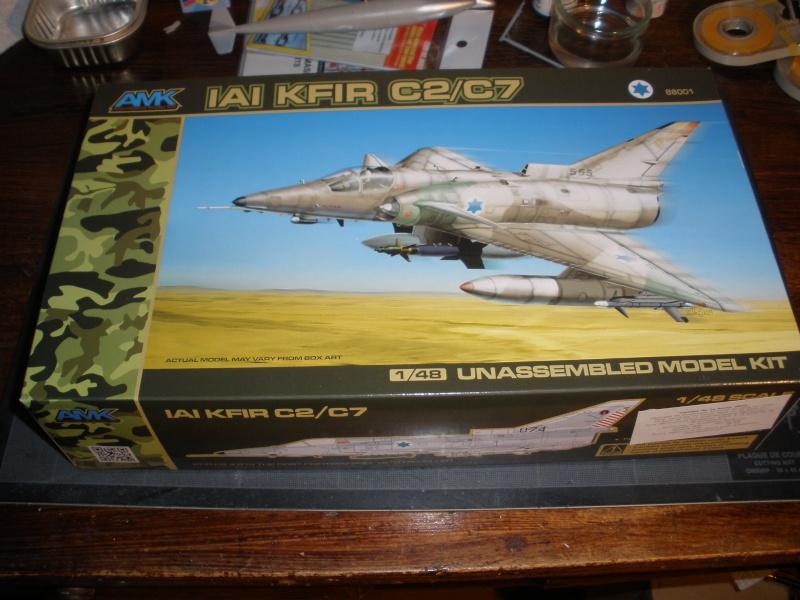 Revue IAI KFIR C2/C7 AMK. P3040210