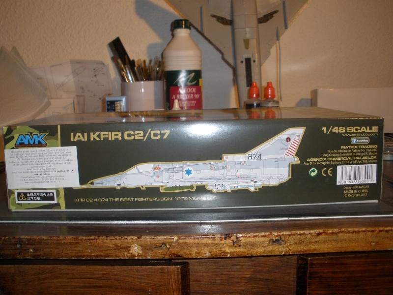 Revue IAI KFIR C2/C7 AMK. P3040213