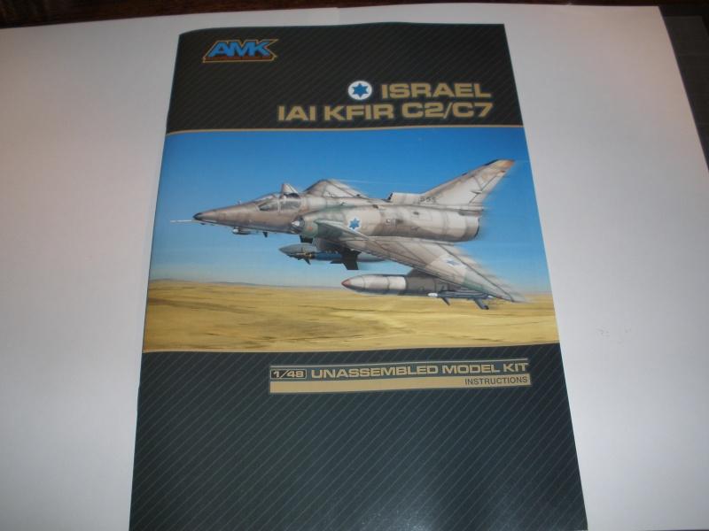 Revue IAI KFIR C2/C7 AMK. P3040214