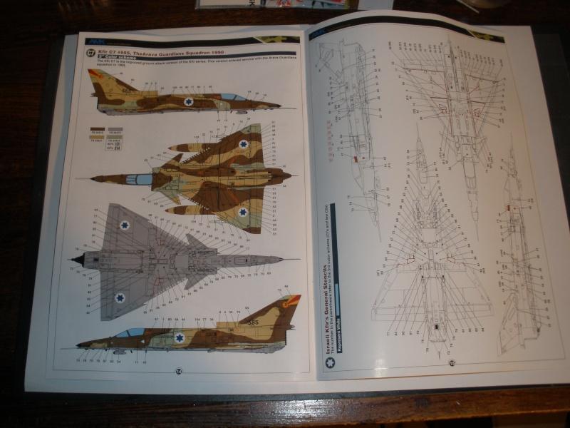Revue IAI KFIR C2/C7 AMK. P3040218