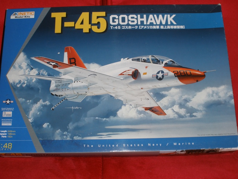 T-45 GOSHAWK Kinetic  P9230211