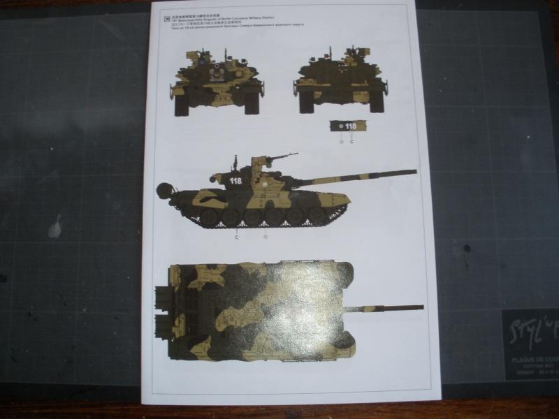 Revue de kit T-90A MENG échele 1/35. Pb250330