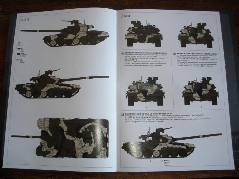 Revue de kit T-90A MENG échele 1/35. Pb250331