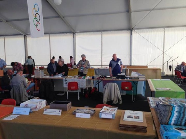 20th World Olympic Collectors Fair - Lausanne 2014 Fair_010