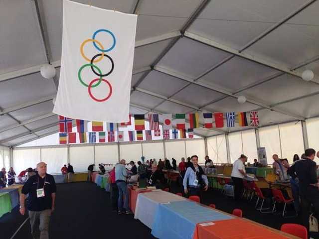 20th World Olympic Collectors Fair - Lausanne 2014 Fair_011