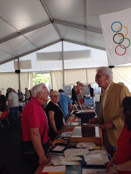 20e Foire Mondiale des Collectionneurs Olympiques - Lausanne 2014 Fair_017