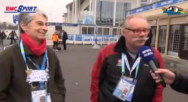 BFM TV / RMC Sports - Février 2014 - Interview de Catherine & Claude aux Jeux Olympiques de Sotchi 2014 Itv_rm10