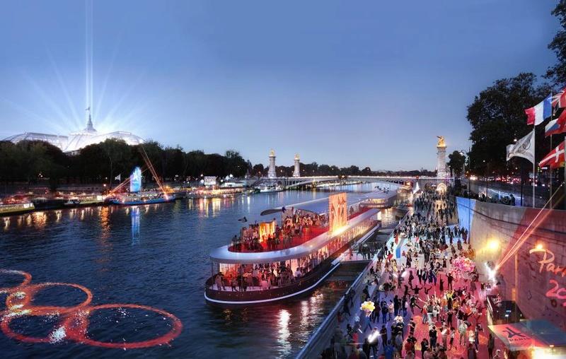 L'AFCOS soutient la candidature Olympique & Paralympique Paris 2024 Paris-10