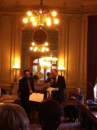"""Le livre """"Les Grands Prix de Bordeaux 1951-1955""""  récompensé ! Photo110"""