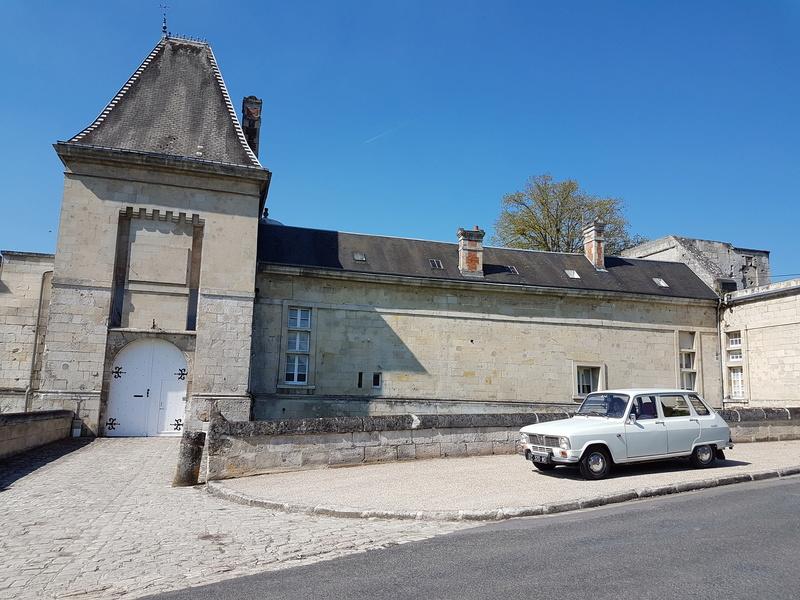Sortie dans L'AISNE et L'OISE 20170424