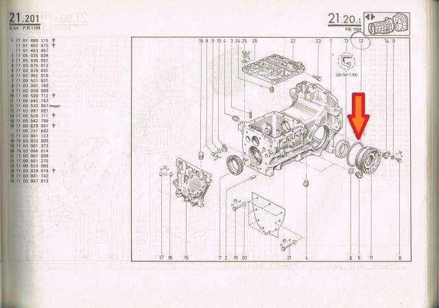 Tuto remplacement joints spi fuyard de boite de vitesse . 806ba810