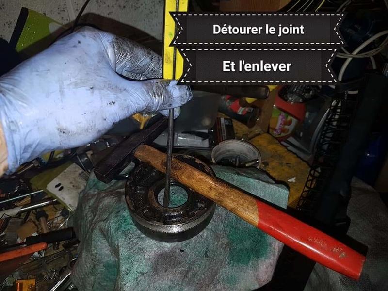 Tuto remplacement joints spi fuyard de boite de vitesse . Fb_img28