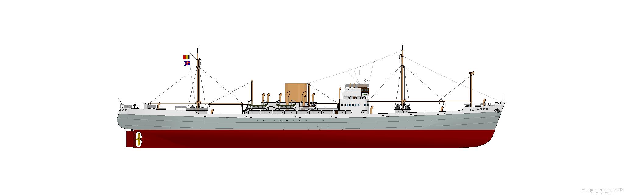 Belgian Shipping - CMB: Alex Van Opstael 1937 Alex1911