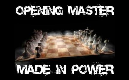 Opening Master Base Made-i11