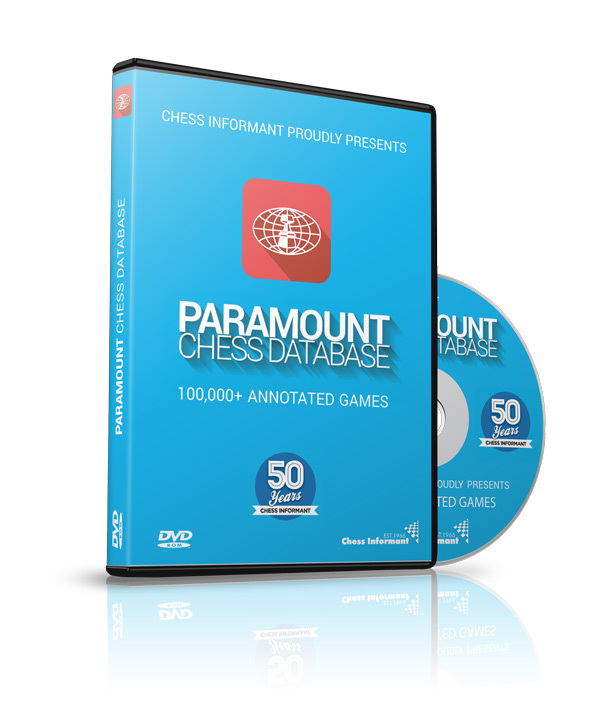 Paramount Chess Database 2.0 (Chess Informant 001-130) Paramo12