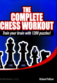 The Complete Chess Workout - Palliser Pv5mfm10