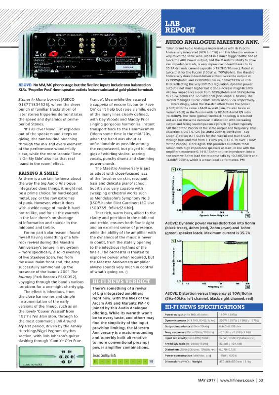 Nuovo integrato AudioAnalogue - Pagina 2 Go1110