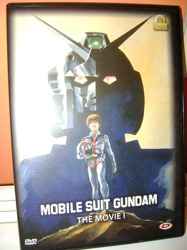 VENDO VHS  & DVD del MONDO DISNEY & ANIME GIAPPONESI Gundam10