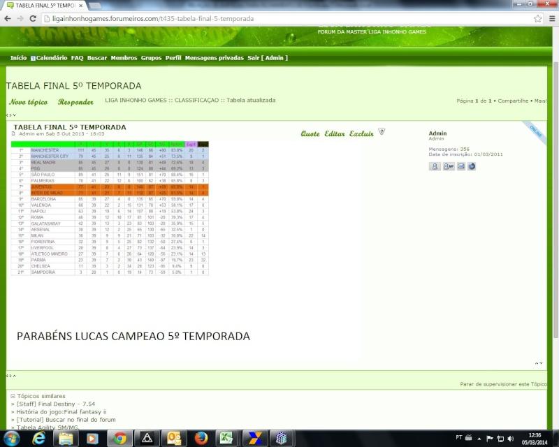 RESULTADO FINAL 5º TEMPORADA Eris_i10