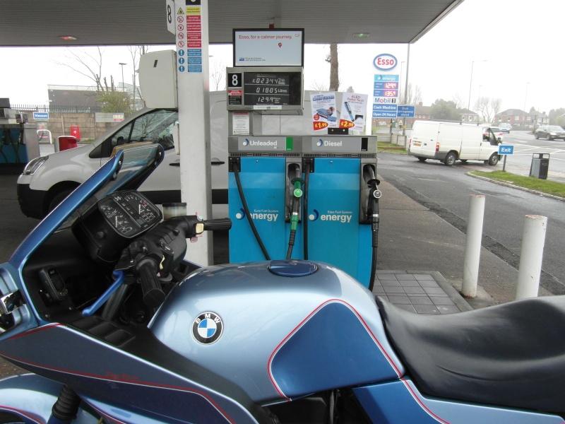 April fuel challenge, no joke. Sam_0820