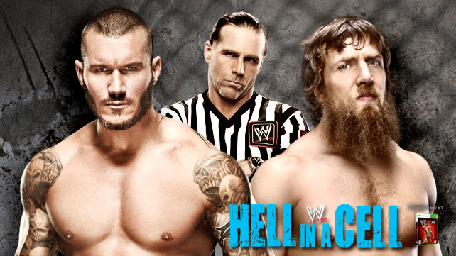 WWE Hell In A Cell du 27/10/2013 20131011