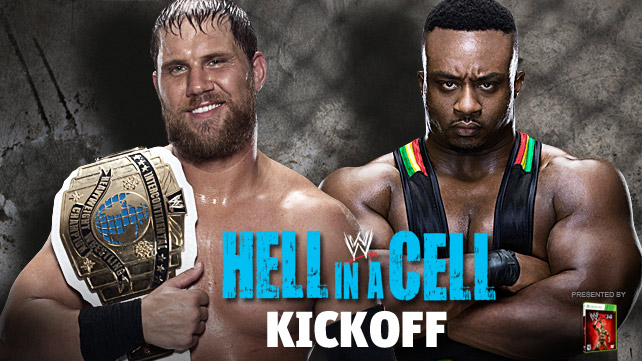 WWE Hell In A Cell du 27/10/2013 20131017