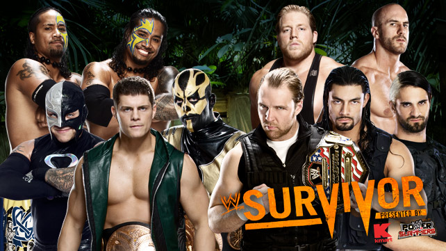 WWE Survivor Series du 24/11/2013 20131112