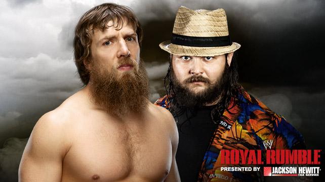 WWE Royal Rumble du 26 janvier 2014. 20140112