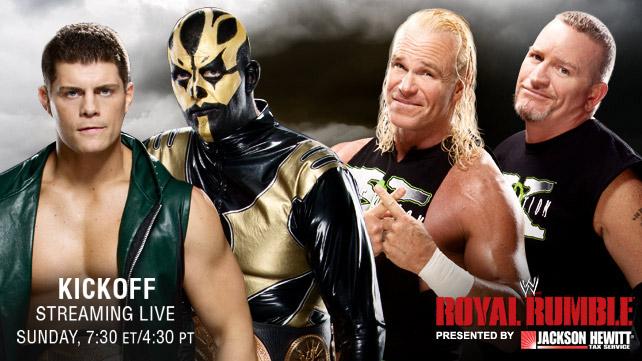 WWE Royal Rumble du 26 janvier 2014. 20140113