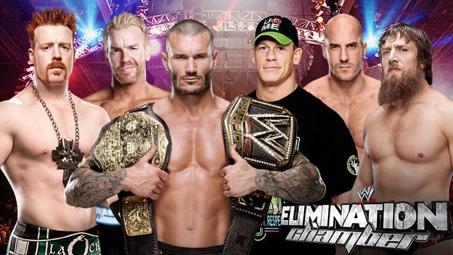 WWE Elimination Chamber du 23 février 2014 20140115