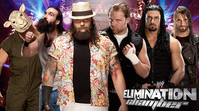 WWE Elimination Chamber du 23 février 2014 20140116