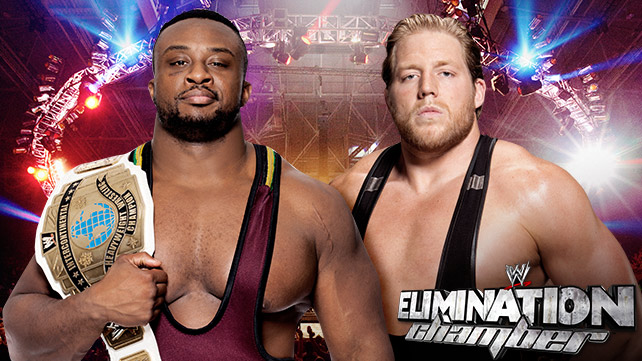 WWE Elimination Chamber du 23 février 2014 20140212