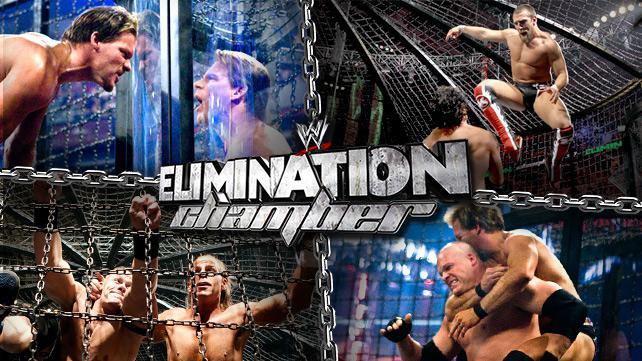 [Divers] Les 10 meilleurs Elimination Chamber matchs 20140213
